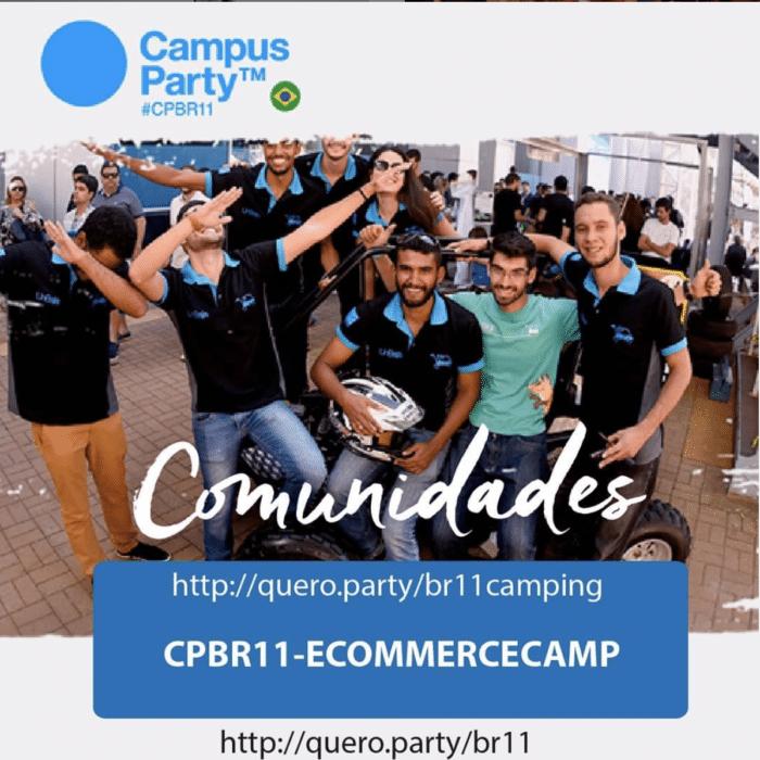 Parceria com o Campus Party