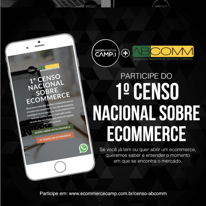 1º Censo do ecommerce